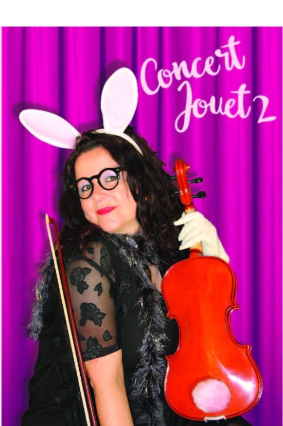 Paola conig concert Jouet (2)